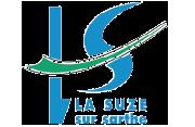 logo LA SUZE sur Sarthe