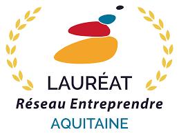 Lauréat Réseau Entreprendre AQUITAINE